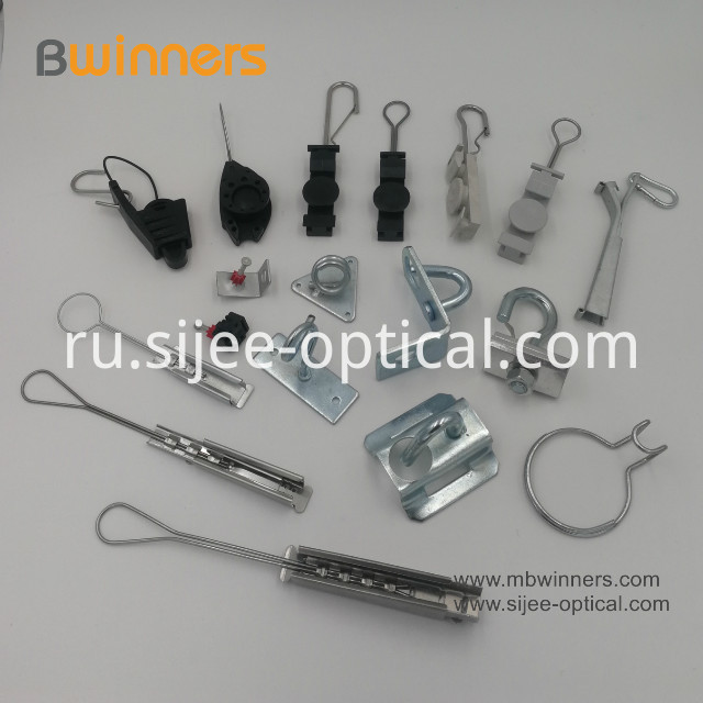 Tensioner Clamp With Hook S
