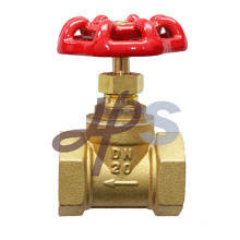 Brass Globe stop Valve with Steel Wheel