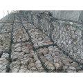 Cesta de arame hexagonal de Gabion para pedra