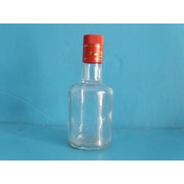 Glass Wine Bottle 128ml