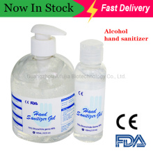 100ml Sanitizer Hand Sanitizer Gel Alcohol Smell Quickly Melts and Disinfects Bacteria Hand Sanitizer