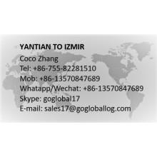 Shenzhen Yantian to Turkey Izmir