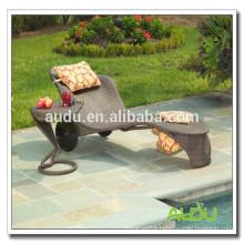 Audu Rattan Outdoor Rocking Beach Chair