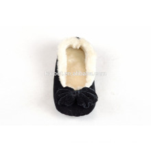 high quality modern design plush slippers cute slippers