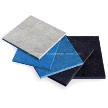 Feuille CDM de matériau composite antistatique