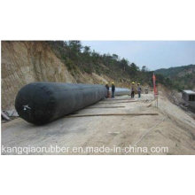 Kang Qiao caucho molde de núcleo inflable para hacer hormigón