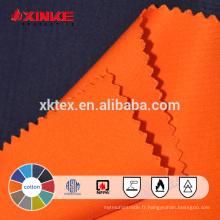 Tissu léger en coton résistant aux insectes pour la protection