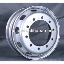 Stainless steel wheel for truck