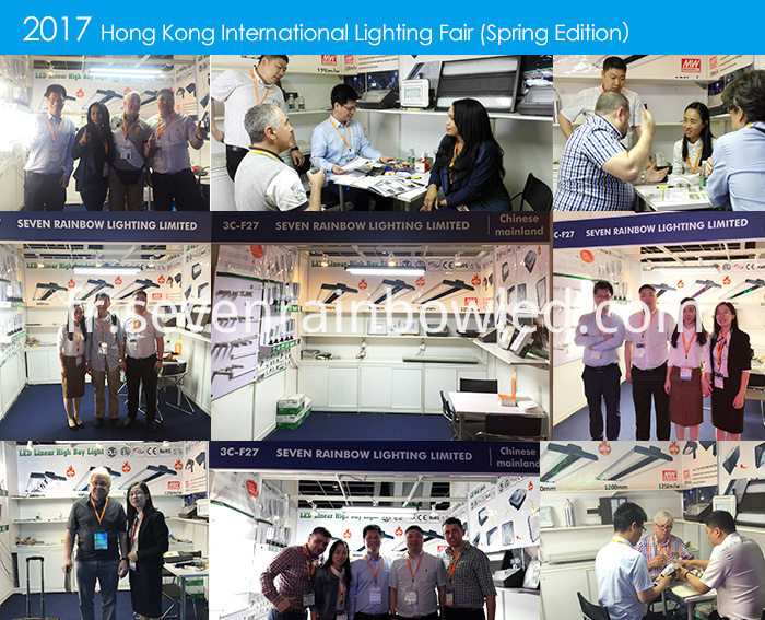 Led Canopy Lights in Hong Kong Lighing Fair