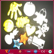 Éléments réfléchissants de sécurité de cadeau de promotion de mode d'ODM pour le sac à dos