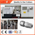 Qk1322 Economic Oil Country Big Bore CNC Pipe Thread Lathe for Sale