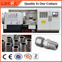Chinese High Precision Horizontal Pipe Thread CNC Lathe Machine Price
