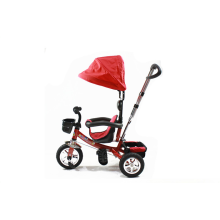 Children Tricycles with Canopy Handle Bar