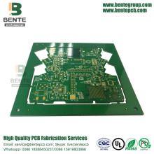 6-layers Multilayer PCB FR4 Tg170 ENIG 3U