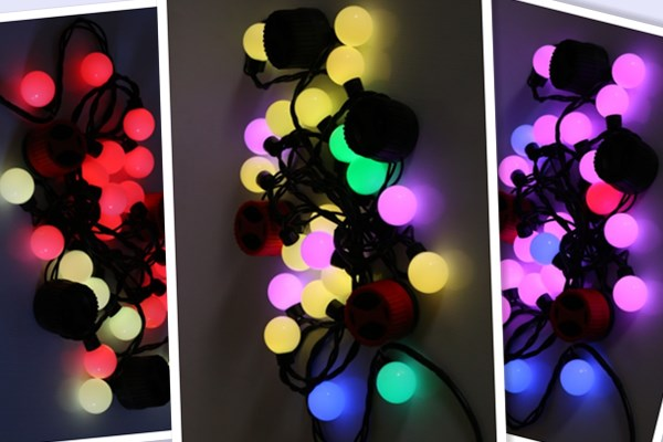 Smart string colorful lights high quality