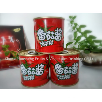 198g 28%-30% Canned Tomato Paste