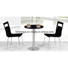 High Color Coffee Table and Chair (FOH-BC34)