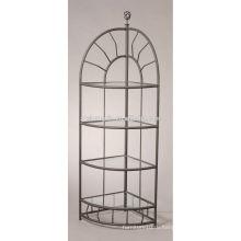 Овальная металлическая рама для стекла с четырьмя слоями для продажи