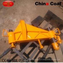 Cintreuse hydraulique de rail d'acier de Kwpy-300 dans la machine à cintrer