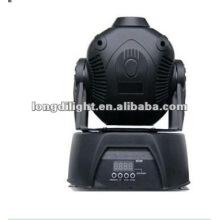 DJ spot LED 25w, 25w LED spot luz da cabeça em movimento