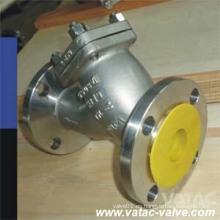 Fundición y forjado de acero inoxidable cesta y filtro de Y con Ss316 o Ss304 pantalla