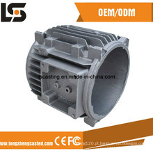 Alumínio fundição de peças para gabinete do motor
