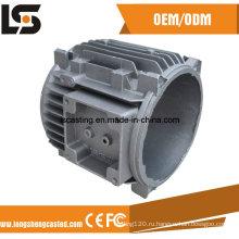 Алюминиевые части заливки формы для двигателя корпус