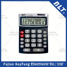 Calculatrice de bureau à 12 chiffres pour la maison et le bureau (BT-8836)