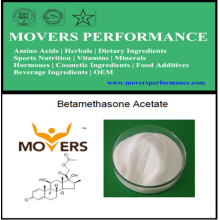 High Quality Betamethasone Acetate for Sports Nutrition