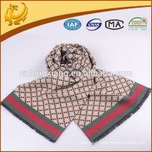 Chine Factory Simple Design hiver foulard en soie Vente en gros