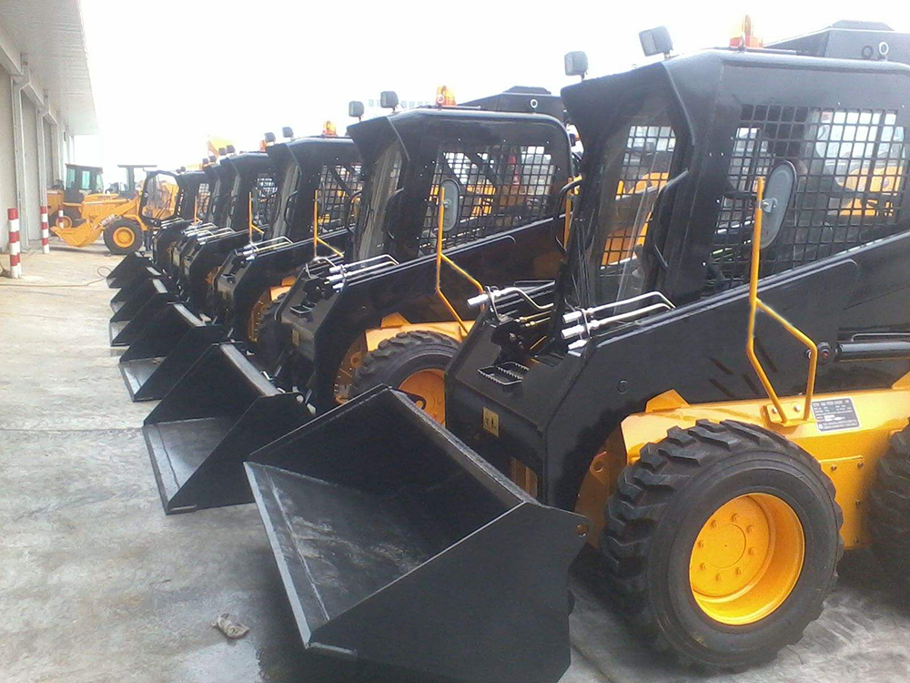 Skid Loader Auger