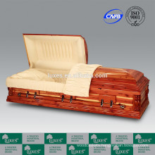 LUXES Red Cedar Caskets Great Hardwood Casket For Burial