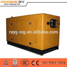 Inicio automático del generador diesel silencioso 10kw con ATS