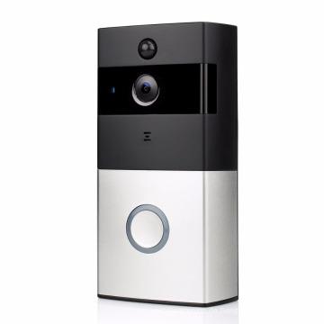 Smart WiFi Video Türklingel für Smartphones Tabletten, drahtlose Video-Türsprechanlage, IP-Wi-Fi-Kamera