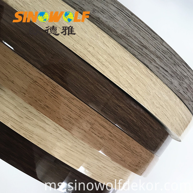 High Gloss Abs Edge Banding Strip