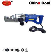 Dobladora y cortador hidráulicos eléctricos manuales manuales de Rebar de la barra de acero