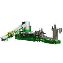 Waste Plastic Granules Making Machine with Water Ring Die F