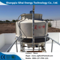 Waste Transformer Oil Distillation Plant