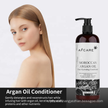 Argan Oil Conditioner Professional Treatment Hair Conditioner Set for Loss Hair