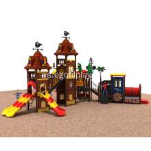 Parque de atracciones Playground Equipment Play Station