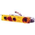 PB84 Amarillo caja de inspección, componentes de ascensor