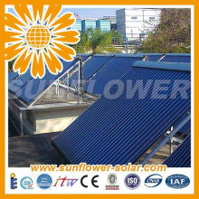 Calentador de agua solar presurizado de la pipa de calor price-1
