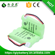 Wholesale 750mah 3.6v ni-mh battery pack cell phone battery
