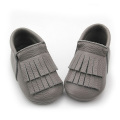 Quality Unisex Mix Colors Double Layers Baby Moccasins