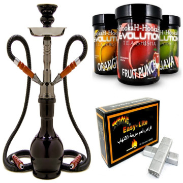 Factory Price Wholesale Shisha Hookah for Smoking (ES-HK-075)