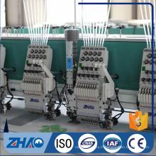 Machine de broderie informatisée avec doubelle doubel 21heads