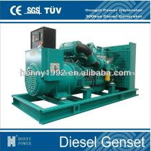 US Diesel 300kVA Soundproof Standby Geradores
