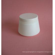 Tarros de plástico de 8 onzas con tapa roscada