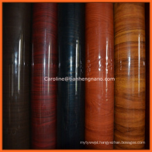 Super Grade PVC Material Furniture Decoration Foil Wood Film