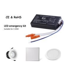 Alimentation LED d'urgence à large tension